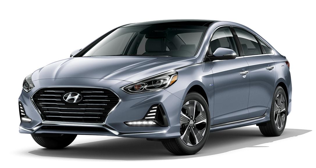Captivating 2018 Sonata Hybrid
